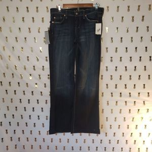 nwt 7 for all mankind Womens dojo Jeans